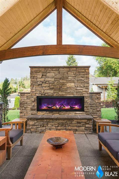 best 25 outdoor fireplaces ideas on pinterest outdoor