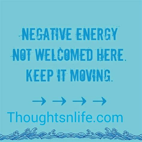 negative energy quotes quotesgram