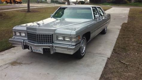 1976 Cadillac Fleetwood Talisman For Sale by Cadillac Fleetwood Talisman For Sale Cadillac Brougham
