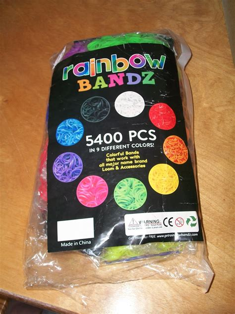 Rainbow Loom Original Refill Grey knows best rainbow bandz loom refill pack review