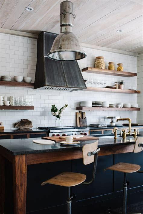 best 25 rustic industrial kitchens ideas on pinterest best 25 industrial kitchen design ideas on pinterest