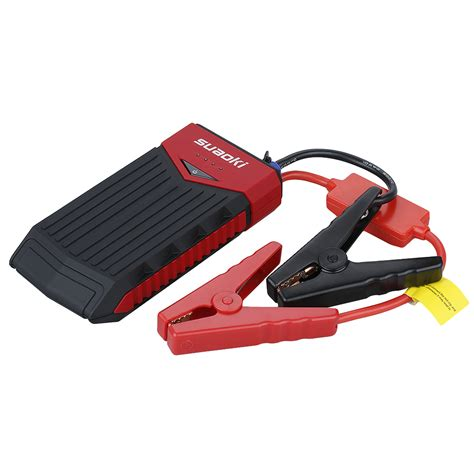 car booster charger portable 12v car jump starter battery power bank charger