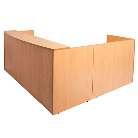 linea reception desk office furniture