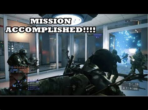 Mission Accomplished 1 mission accomplished battlefield 4 phantom bow unlocked