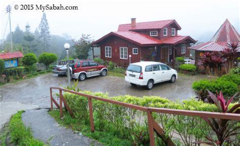 Small Bungalow Accommodations Near To Kinabalu Park Kundasang Mysabah Com