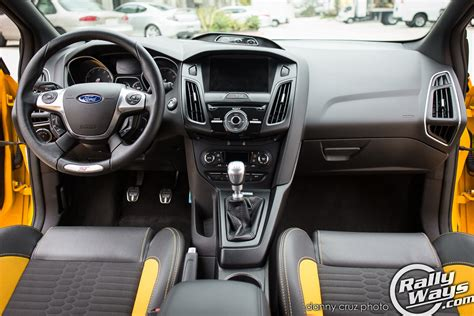 Ford Focus Interior Dimensions by 2014 Diecastmuslecars Html Autos Post