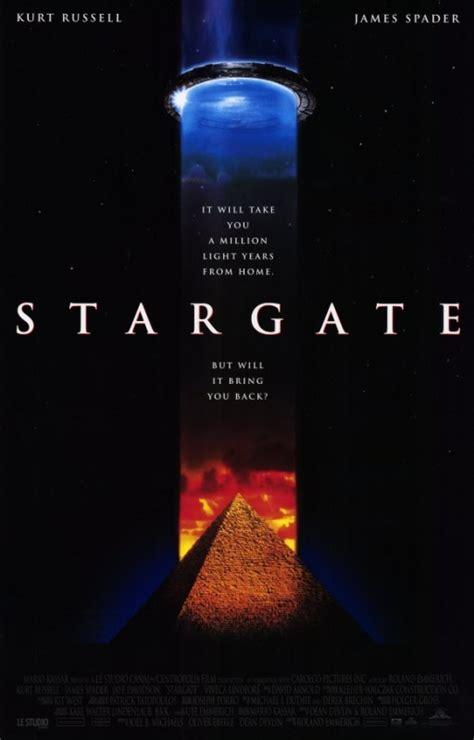 stargate la porta delle stelle top 10 throwback sci fi posters