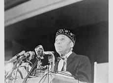 "Civil Rights Movement: ""Black Power"" Era Photo: Elijah ... Islam World History Test"
