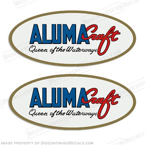 alumacraft boat decals alumacraft decals