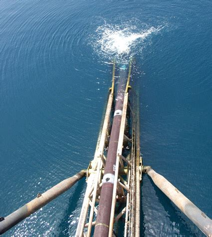 how does offshore pipeline installation work? | rigzone