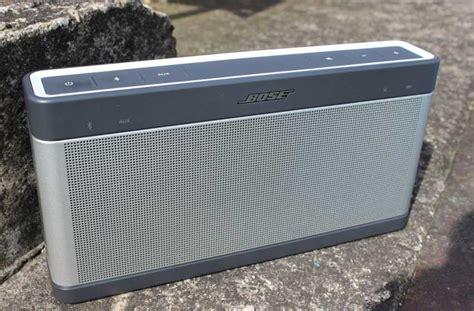 best bluetooth speakers bose bose soundlink bluetooth speaker iii review