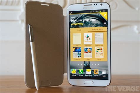 samsung galaxy note 4 review the verge samsung galaxy note ii review the verge