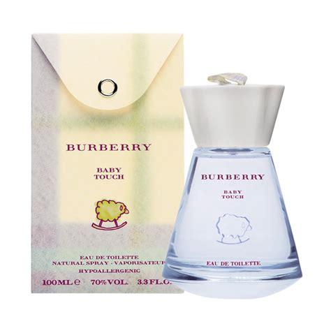 Harga Burberry Baby Touch jual burberry baby touch unisex edt parfum wanita 100 ml