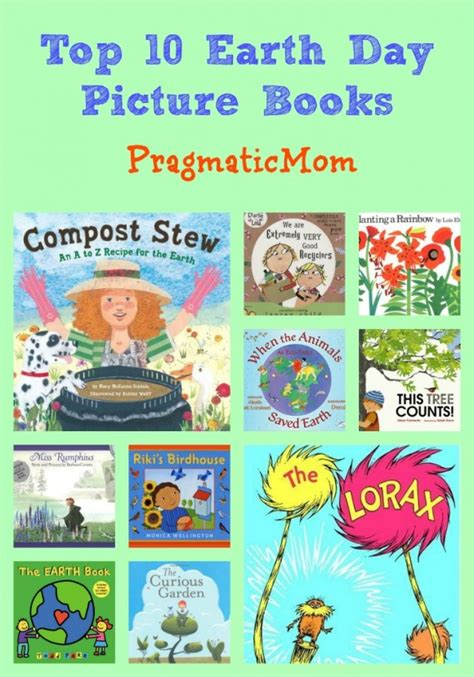 picture books about top 10 earth day picture books pragmaticmom