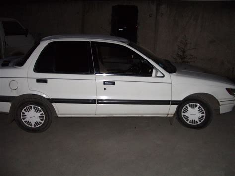 mitsubishi mirage 1990 1990 mitsubishi mirage photos informations articles