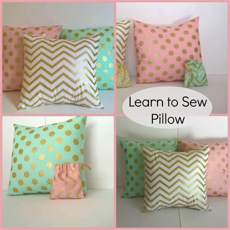Sewing Pillow by Learn To Sew Pillow By Sullivan Craftsy