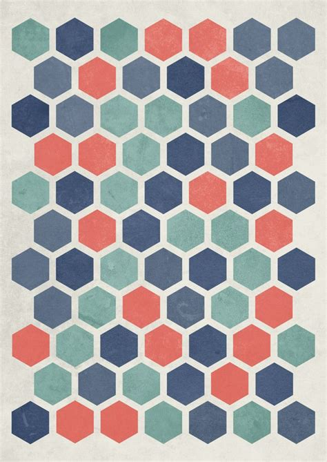 pattern geometric tutorial how to create an abstract geometric poster design