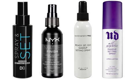 Makeup Spray what are makeup setting sprays and do i need one