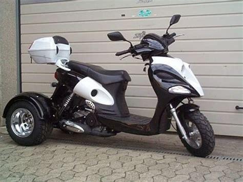 Dreirad Roller 50ccm Gebraucht Kaufen by Zhenhua Trike Roller 50cc Mit Differential Farbe Schwarz