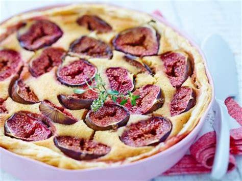 kuchen mit feigen kuchen mit feigen und bl 228 tterteigboden rezept eat smarter