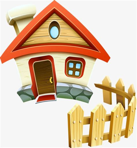free cartoon house pictures free download house cabins house houses cartoon png image and clipart for