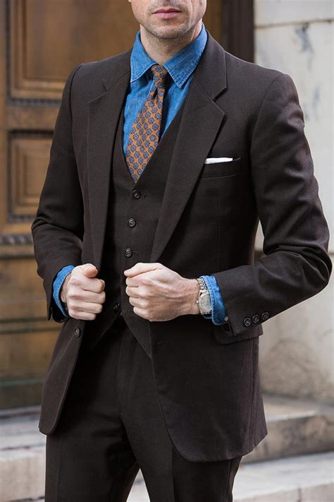 what color shirt with brown what color shirt to wear with brown suit my dress tip