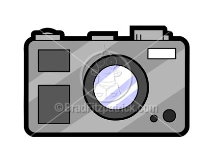 cartoon camera clipart picture | royalty free camera clip
