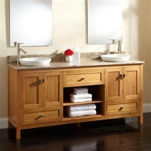 72 Alcott Bamboo Vanity For Undermount Sinks The World S Catalog Of Ideas
