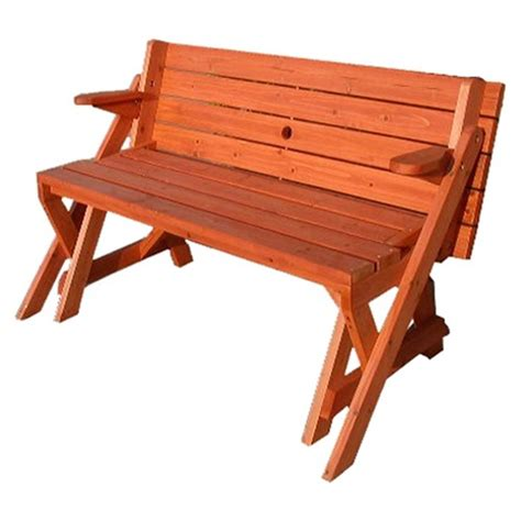 convertible picnic table bench two in one convertible bench and picnic table home