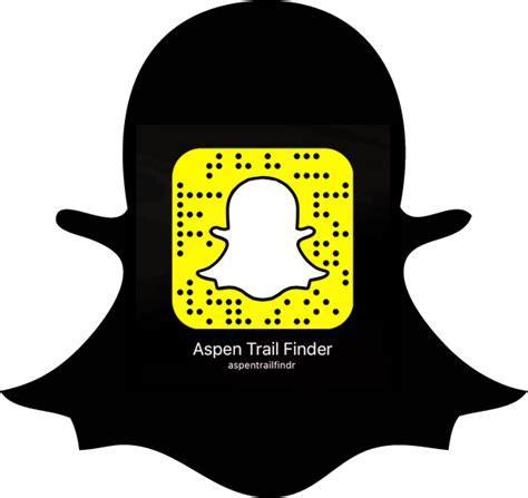 Snapchat Finder Friend Aspentrailfindr On Snapchat Aspen Trail Finder