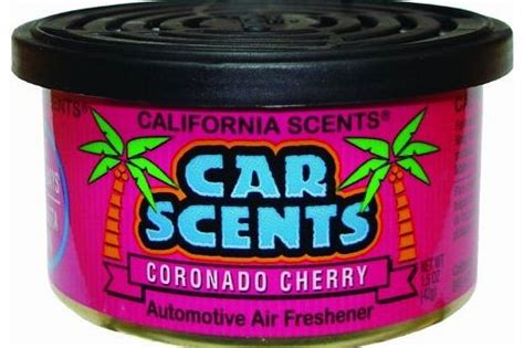 California Scents Coronado Cherry air freshener