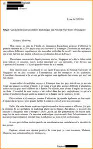 Lettre De Motivation Ecole Catholique 10 Exemple Lettre De Motivation Pour 233 Cole Format Lettre