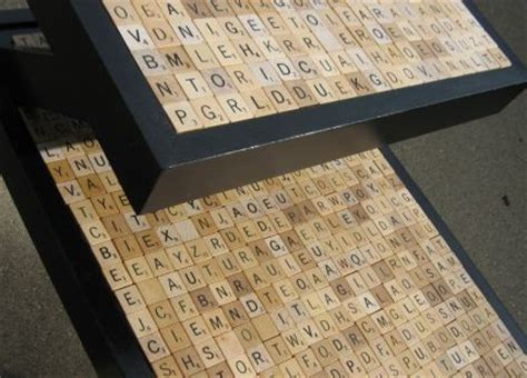 when does scrabble end end tables from the 60s are to repurpose i just