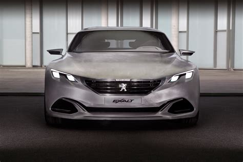 peugeot exalt concept peugeot exalt concept revealed plus exclusive studio