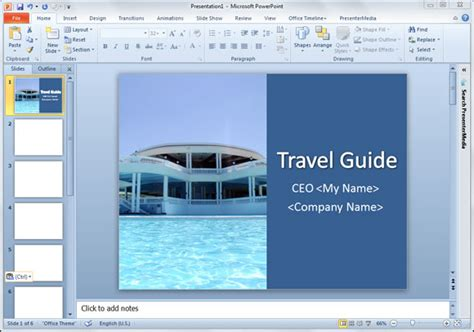 layout guides powerpoint presentation title in powerpoint