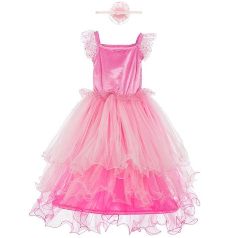 design dress up dress up by design pink ballgown costume childrensalon