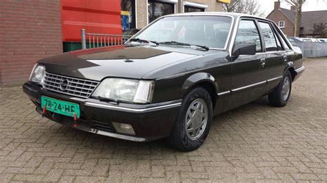 100 Opel Senator 1985 Opel Senator 3 0e Cd A Sedan