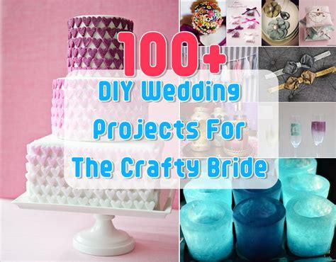 wedding diy crafts 100 diy wedding projects for the crafty diy craft