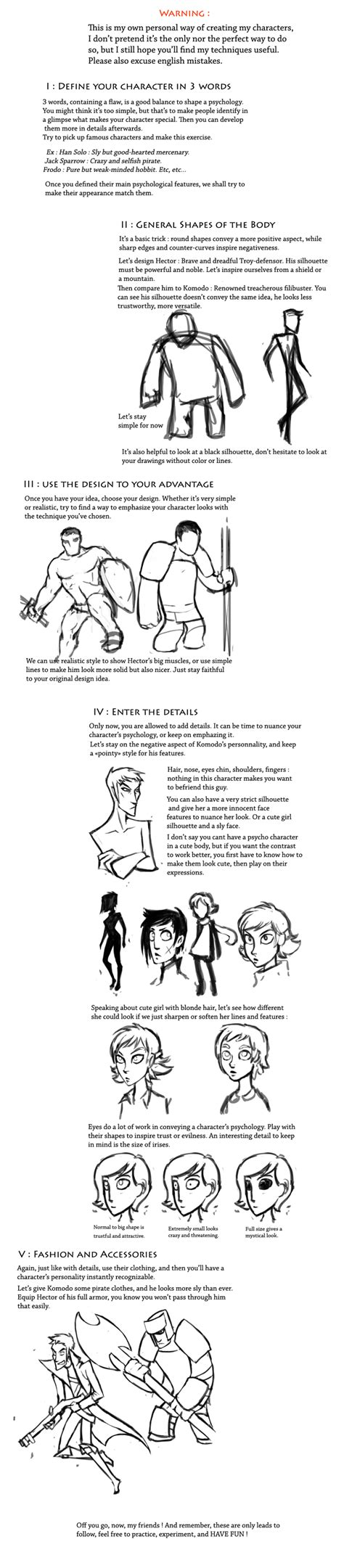 tutorial design character tutorial character design by poly m on deviantart