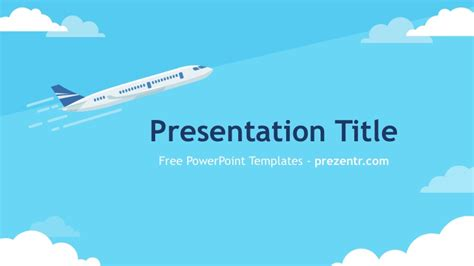 free assets powerpoint template prezentr powerpoint delighted airplane powerpoint template gallery exle