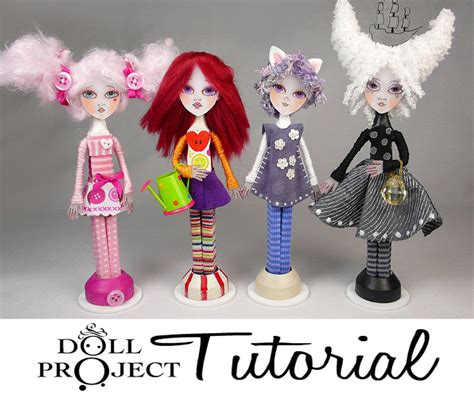 how to make a doll clothes pin doll tutorial make your own miniature dolls