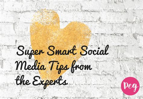 Smart Tips For Finding Experts by Smart Social Media Tips From The Experts