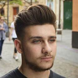 hair styles for mens best hairstyles for men with round faces men s