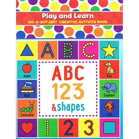 Play And Learn Book by Play And Learn Act Book Schoodoodle School Activity