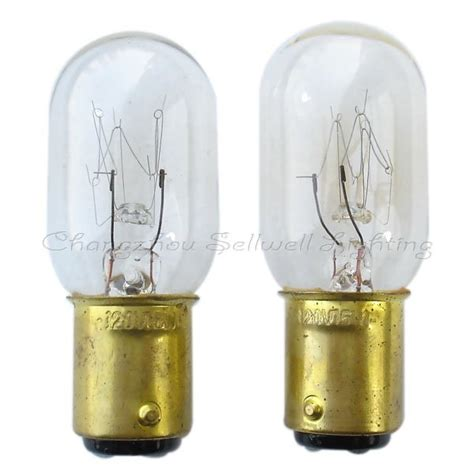 120v 15w light bulb ba15d t22x53 120v 15w miniature l light bulb a248 in