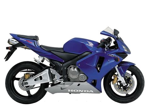 2006 honda rr 600 2006 honda cbr600rr review top speed