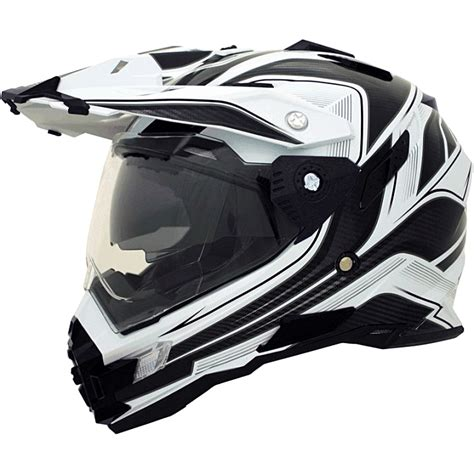 black motocross helmet motocross helmet cyber ux 33 white black insportline eu