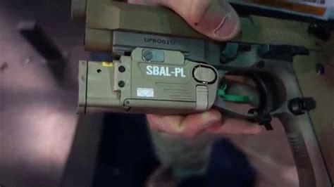 steiner mk5 battle light steiner eoptics sbal pl green aiming laser laser sight