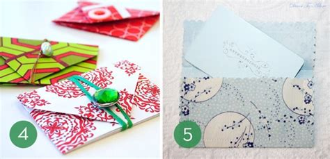 how to make gift card holders out of paper roundup 10 creative diy gift card holders curbly