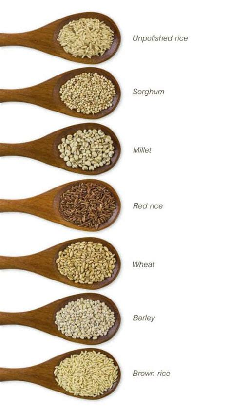 whole grains you can eat a whole new reason to eat whole grains